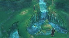 Tales Of Symphonia : Dawn Of The New World in-game