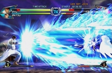 Tatsunoko VS. Capcom : Ultimate All-Stars in-game