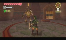 The Legend Of Zelda : Skyward Sword in-game