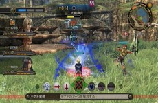 Xenoblade Chronicles in-game