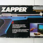 Zapper NES gris