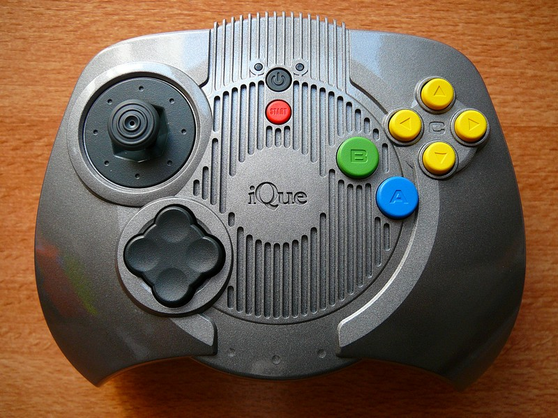 iQue Player