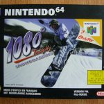 1080° TenEighty Snowboarding (1998)