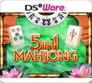 5 in 1 Mahjong (DSiWare-2011)