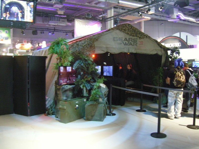 Paris Games Week 2011