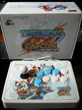arcade-fightstick-wii-tatsunoko-vs-capcom