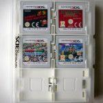 Boite de rangement pour cartouches 3DS