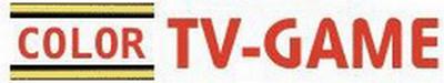 Bannière Color TV-Game