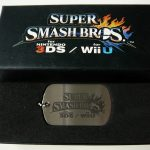 "Dog Tag ""Super Smash Bros."""