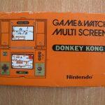 Donkey Kong (1982-MultiScreen)