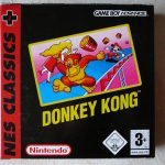 Donkey Kong NES CLASSICS (2004)
