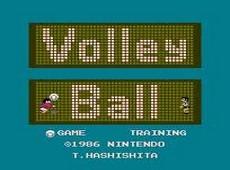 バレーボール (Volleyball/Barê Bôru) in-game