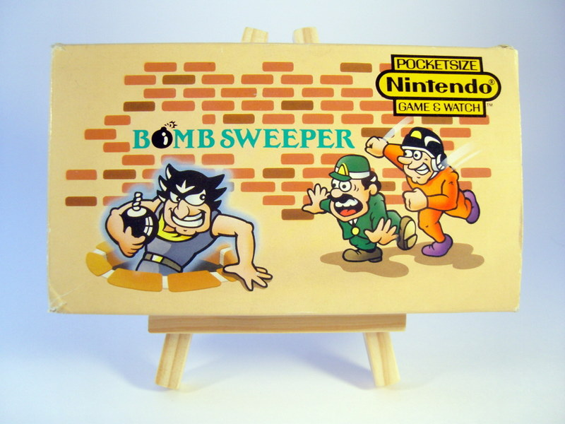 Game & Watch  Bomb Sweeper