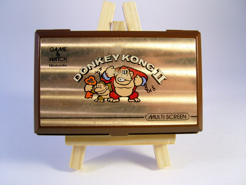 Game & Watch Donkey Kong II