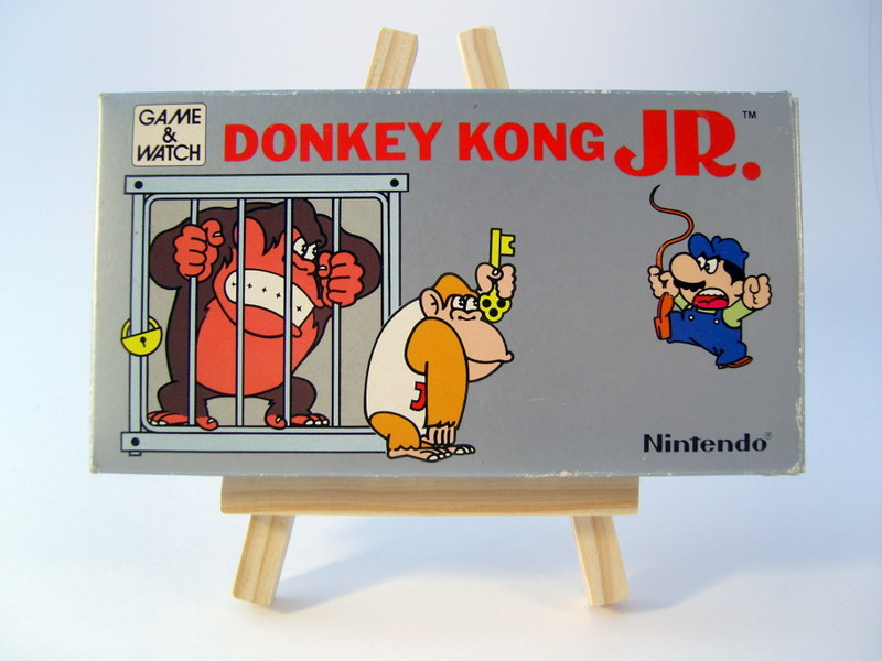 Game & Watch Donkey Kong Jr.