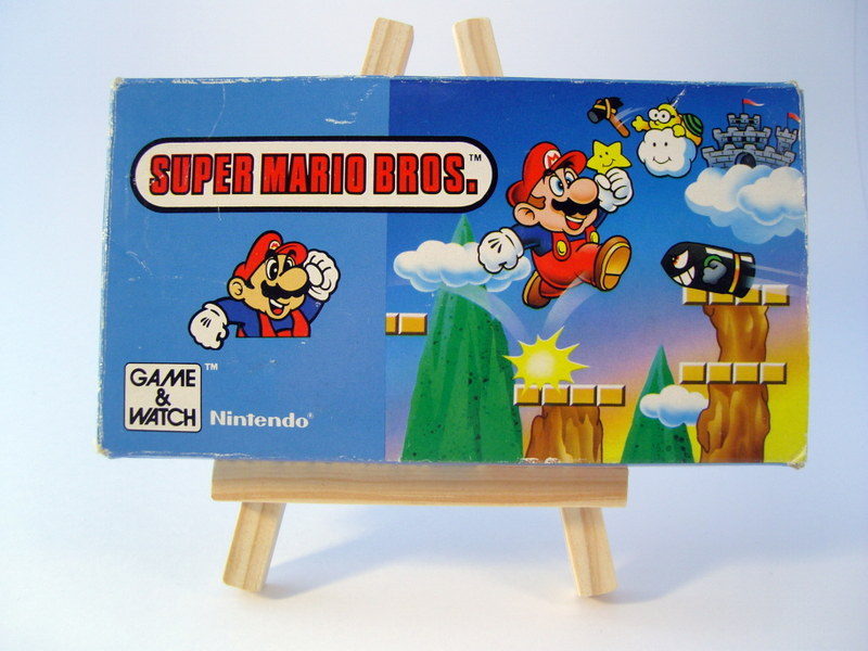 Game & Watch Super Mario Bros.