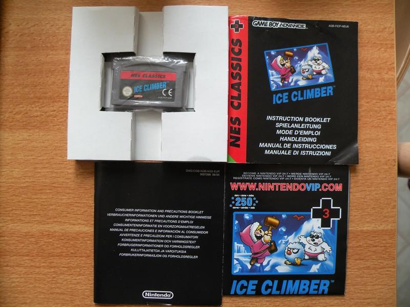 Ice Climber NES CLASSICS