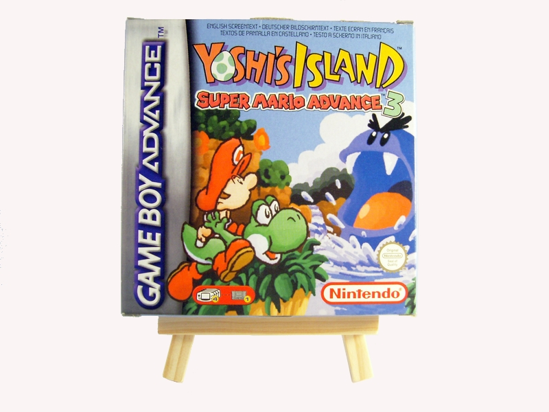 Super Mario Advance 3 : Yoshi's Island