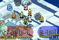 Final Fantasy Tactics Advance in-game