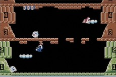 Ice Climber NES CLASSICS in-game