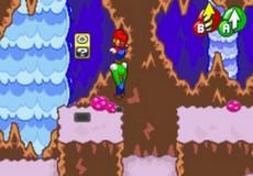Mario & Luigi : Superstar Saga in-game