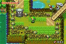 The Legend Of Zelda : The Minish Cap in-game