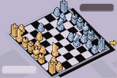 Virtual Kasparov in-game