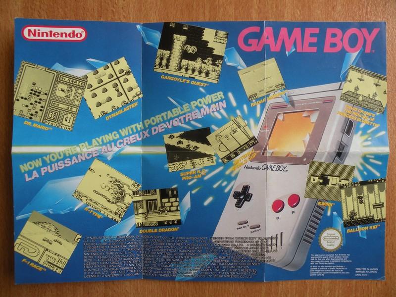 Pub Game Boy
