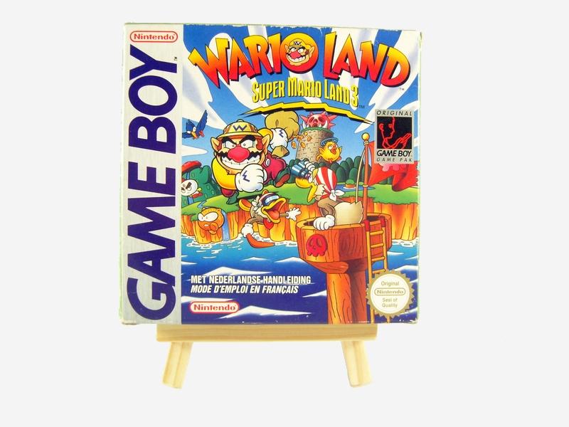 Super Mario Land 3 : Wario Land