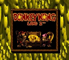 Donkey Kong Land 2 : Diddy's Kong Quest in-game