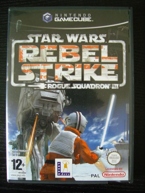 Star Wars Rebel Strike : Rogue Squadron III