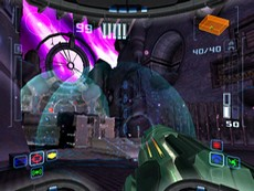 Metroid Prime 2 : Echoes in-game