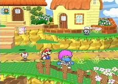 Paper Mario : La Porte Millénaire in-game