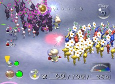 Pikmin 2 in-game
