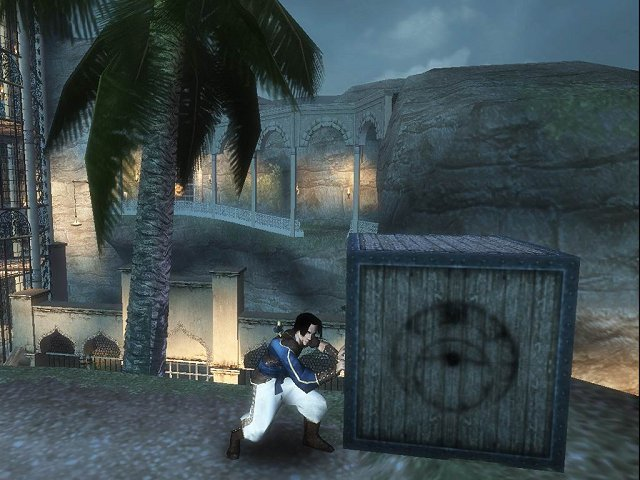 Prince Of Persia : Les Sables du Temps in-game