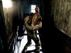Resident Evil in-game
