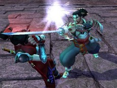 Soul Calibur II in-game