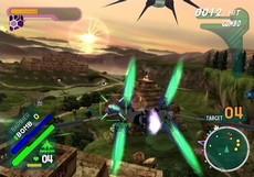 Starfox Assault in-game