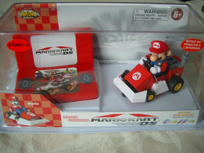 Mario Kart DS Radio Control