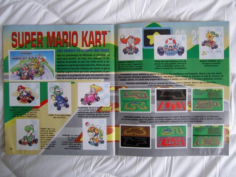 Panini Nintendo - Super Mario Kart