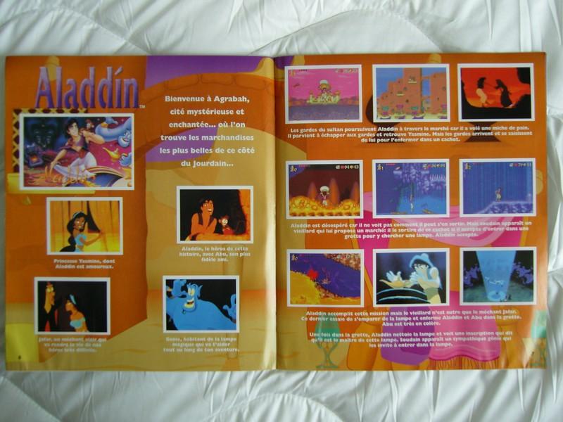 Panini Nintendo - Aladdin
