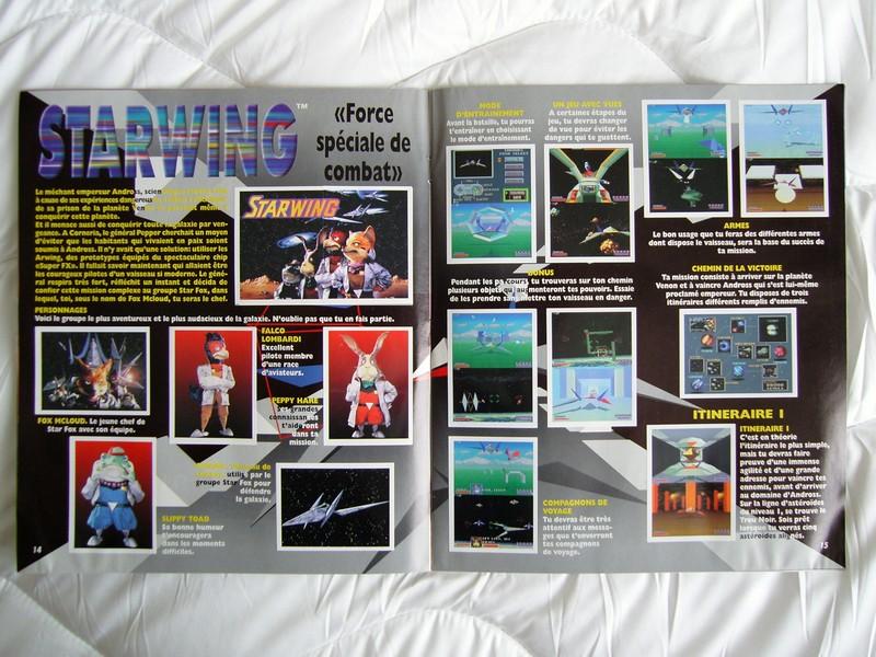 Panini Nintendo - Starwing