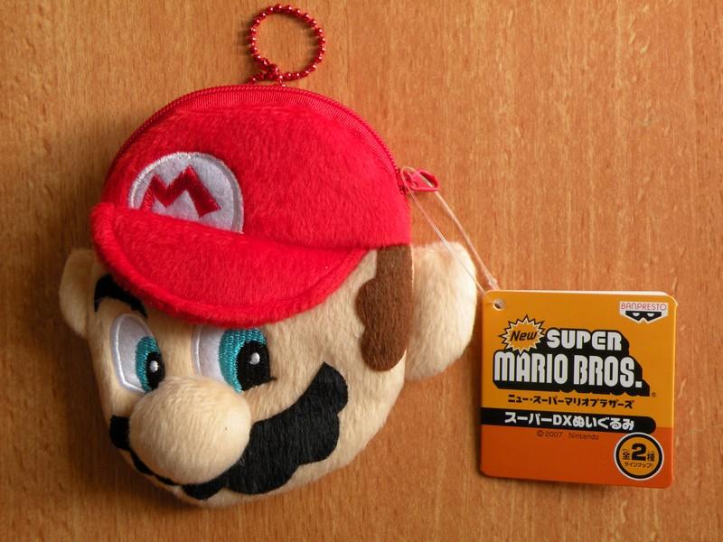 Porte-monnaie New Super Mario Bros