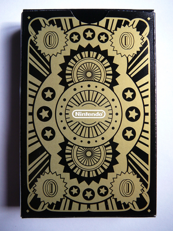 Premium Mario Playing Cards