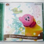 Kirby : Triple Deluxe Soundtrack – Club Nintendo France (2014)