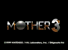 Mother 3: Fall Of The Pig King