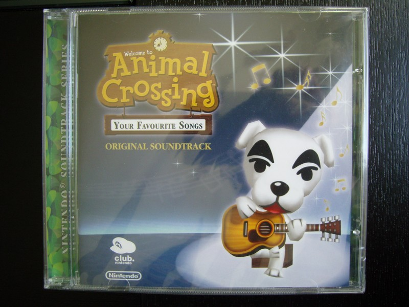 Animal Crossing Original Soundtrack « Your Favorite Songs »