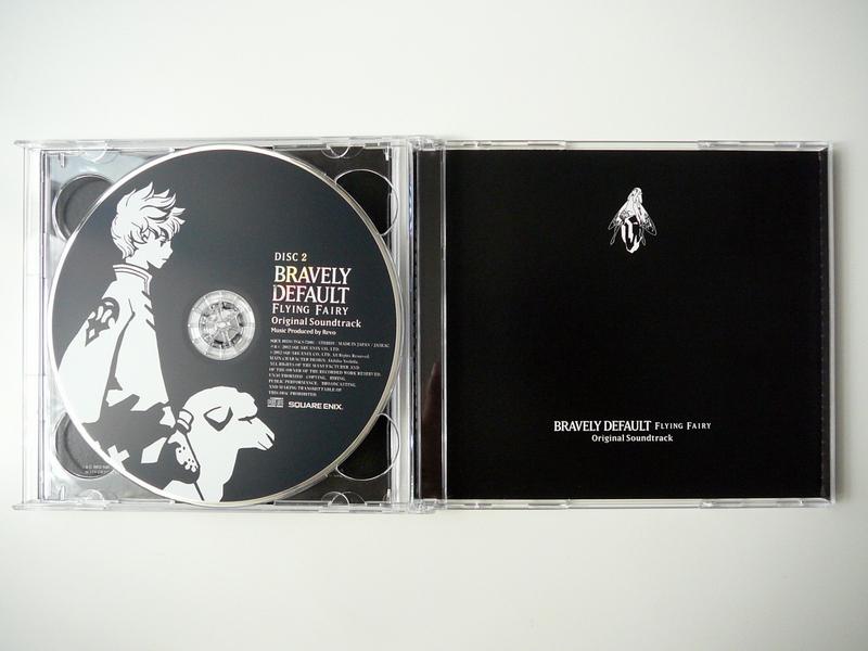 Bravely Default Flying Fairy Original Soundtrack