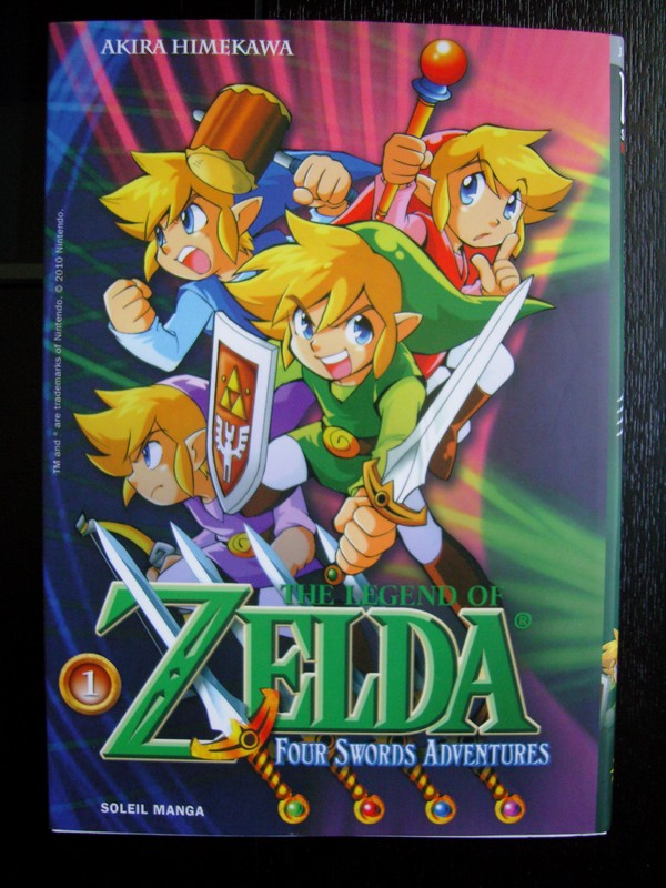 Four Swords Adventures vol.1