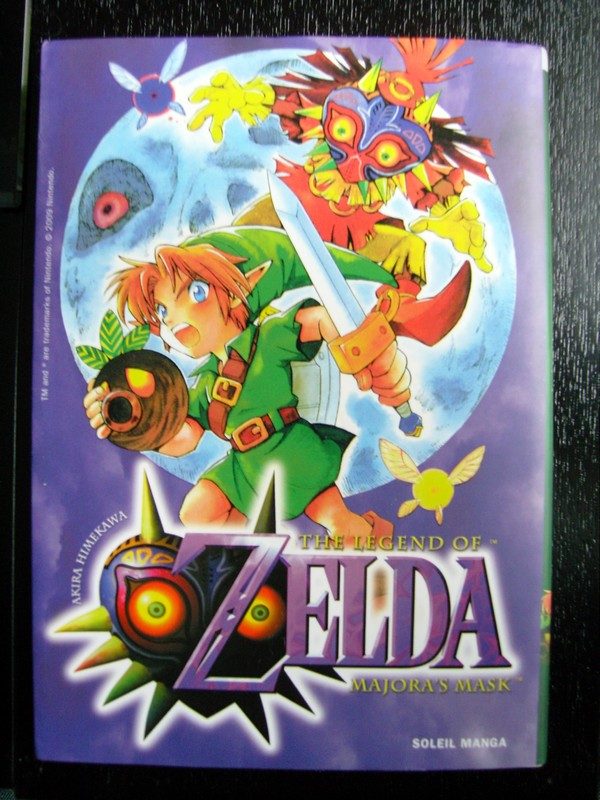 Manga The Legend Of Zelda : Majora's Mask